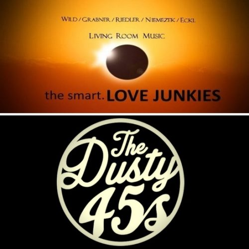 smart love junkies & the dusty 45s live im Fümreif