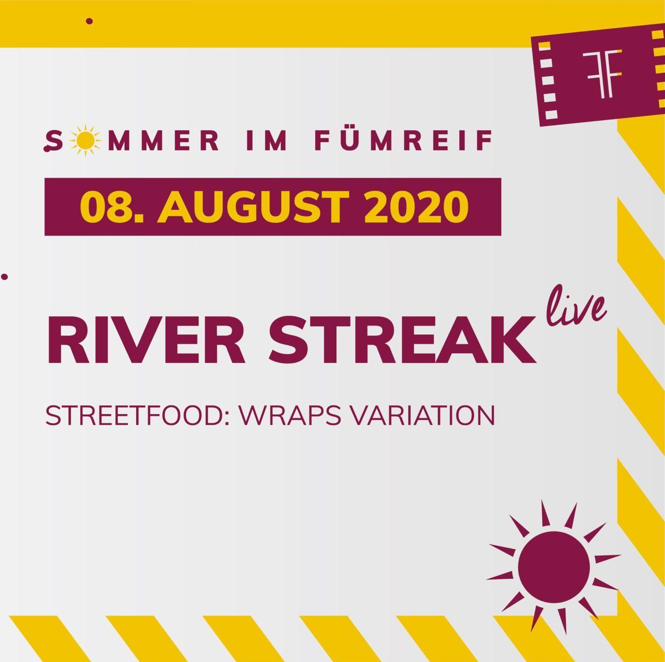 river streak live fümreif attergau